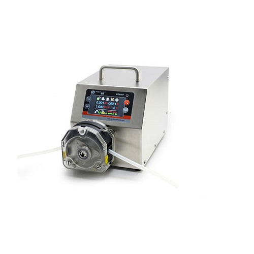 分配型智能蠕动泵WT600F